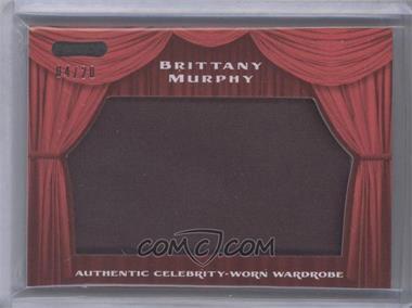 2010 Razor [???] #SW-14 - Brittany Murphy /20