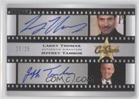 Larry Thomas, Jeffrey Tambor /25