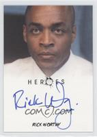 Rick Worthy as Mike