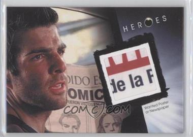 2010 Rittenhouse Heroes: Archives Relics #N/A - [Missing] /250