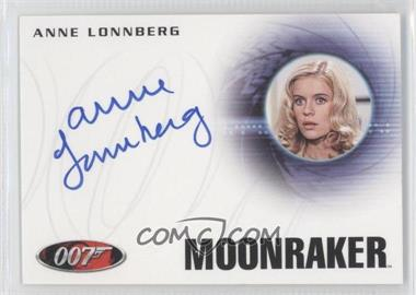 2010 Rittenhouse James Bond: Heroes and Villains Autographs #AN/A - [Missing]