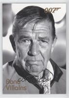 Bruce Cabot as Bert Saxby