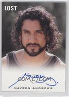 Naveen Andrews as Sayid Jarrah (Hair Down)
