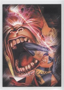 2010 Rittenhouse Marvel Heroes & Villains [???] #P1 - [Missing]