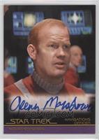 Glenn Morshower as Navigations Officer