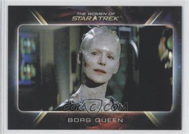 "2010 Rittenhouse The ""Quotable"" Star Trek Movies - [Base] #88 - Borg Queen"