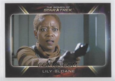 """2010 Rittenhouse The """"Quotable"""" Star Trek Movies - [Base] #89 - Lily Sloane"""