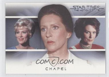 "2010 Rittenhouse The ""Quotable"" Star Trek Movies - Bridge Crew: Transitions #T8 - Chapel"