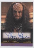 Brian Thompson as Klingon Helmsman