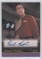 Paul Kent as Lt. Cmdr. Beach