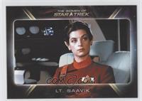 Lt. Saavik