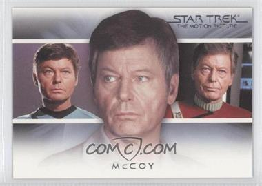 """2010 Rittenhouse The """"Quoteable"""" Star Trek Movies [???] #T3 - [Missing]"""