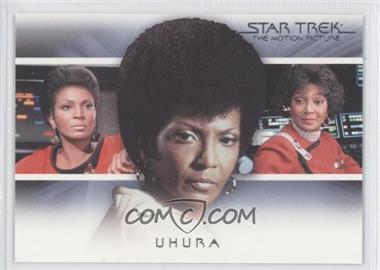 """2010 Rittenhouse The """"Quoteable"""" Star Trek Movies [???] #T5 - [Missing]"""