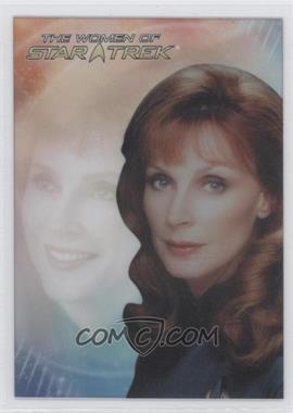 2010 Rittenhouse The Women of Star Trek - Leading Ladies #LL3 - Gates McFadden as Dr. Beverly Crusher