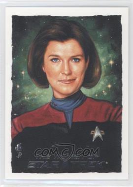 2010 Rittenhouse The Women of Star Trek Artifex #CAJA - Captain Janeway