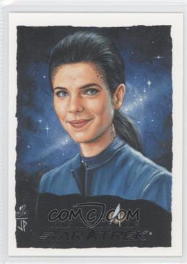 2010 Rittenhouse The Women of Star Trek Artifex #JADA - Jadzia Dax