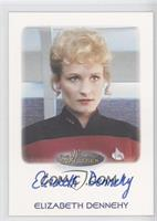 Elizabeth Dennehy as Lt. Commander Shelby