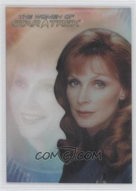 2010 Rittenhouse The Women of Star Trek Leading Ladies #LL3 - Gates McFadden as Dr. Beverly Crusher