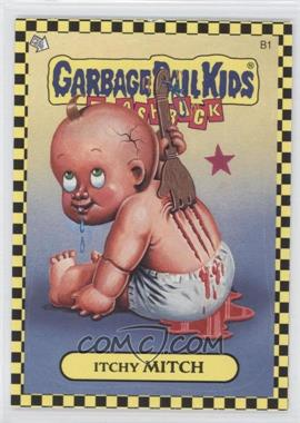 2010 Topps Garbage Pail Kids Flashback [???] #B1 - [Missing]