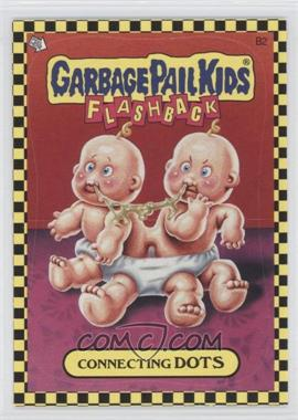 2010 Topps Garbage Pail Kids Flashback [???] #B2 - [Missing]