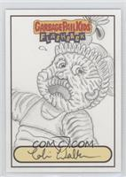 Cobi Walker Sketch Card