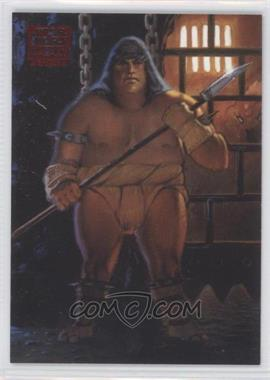 2010 Topps Star Wars Galaxy Series 5 Lost Galaxy #3 - The Rancor Keeper