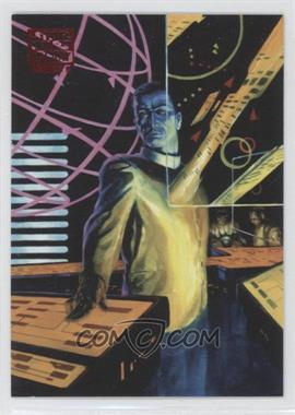 2010 Topps Star Wars Galaxy Series 5 Lost Galaxy #4 - [Missing]