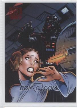 2010 Topps Star Wars Galaxy Series 5 Lost Galaxy #5 - [Missing]