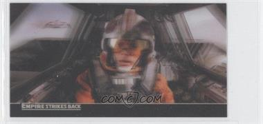 2010 Topps Star Wars: The Empire Strike Back 30th Anniversary 3D Widescreen - Promos #P1 - Luke Skywalker