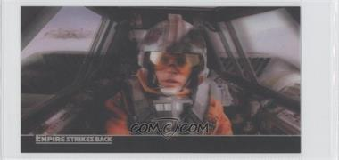 2010 Topps Star Wars: The Empire Strike Back 30th Anniversary 3D Widescreen Promos #P1 - [Missing]