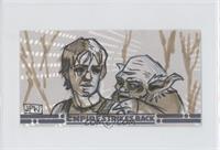 John P. Wales (Luke Skywalker, Yoda)