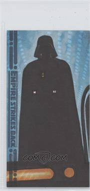 2010 Topps Star Wars: The Empire Strike Back 30th Anniversary 3D Widescreen Sketch Cards #N/A - Unknown Artist (Chewbacca)