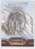 Marat Mychaels (Iron Man) /1