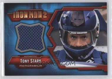 2010 Upper Deck Iron Man 2 Costume #IMC-1 - Tony Stark