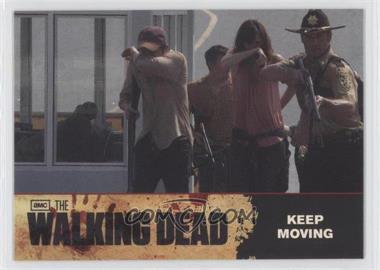 2011 Cryptozoic The Walking Dead Season 1 [???] #66 - Keep Moving