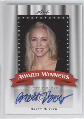 2011 Leaf Pop Century - Award Winners #AW-BB2 - Brett Butler