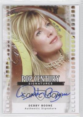 2011 Leaf Pop Century - [Base] #BA-DB1 - Debby Boone