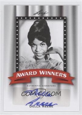 2011 Leaf Pop Century Award Winners #AW-DR1 - Della Reese