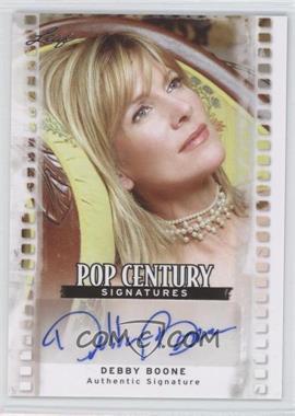 2011 Leaf Pop Century #BA-DB1 - Debby Boone