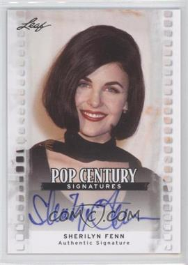 2011 Leaf Pop Century #BA-SF1 - Sherilyn Fenn