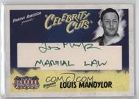 Louis Mandylor (Martial Law) /30