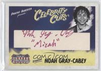 Noah Gray-Cabey (Micah) /15