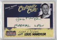 Louis Mandylor (Martial Law) /30
