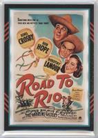 Bing Crosby, Bob Hope, Dorothy Lamour /499