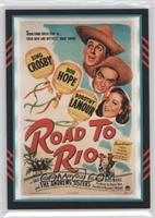 Bob Hope, Bing Crosby, Dorothy Lamour /499
