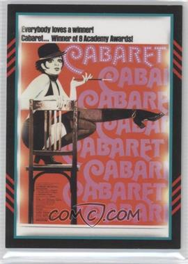 2011 Panini Americana Movie Posters Materials #16 - Liza Minelli /499