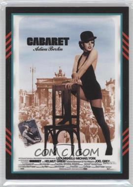 2011 Panini Americana Movie Posters Materials #44 - Liza Minelli /499
