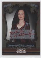 Deborah Van Valkenburgh /199