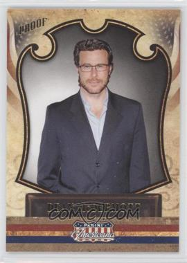 2011 Panini Americana Retail Proofs Gold #83 - Dean McDermott /50