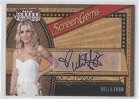 Willa Ford /99